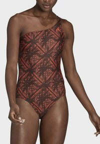 adidas Performance - RO FSTIVBS - Swimsuit - brown - 3