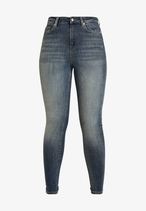 ONQPOSH - Jeans Skinny Fit - medium blue denim