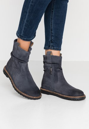 LUTON - Classic ankle boots - graphite