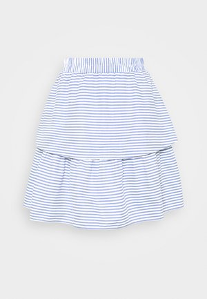 SMILLA SKIRT - A-line skjørt - blue foundation