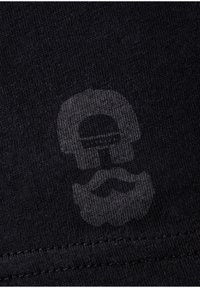 Spitzbub - GÜNTHER - Basic T-shirt - black - 4
