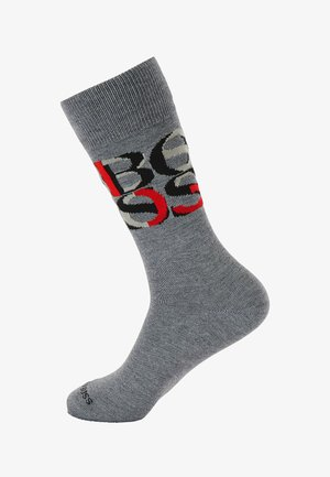 RS BAMBOO VB - Socks - grey