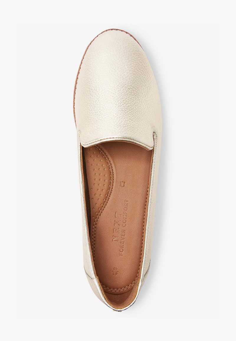 Next - Loafers - gold
