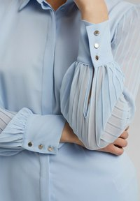 Esprit Collection - Button-down blouse - pastel blue - 5