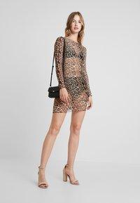 Tiger Mist - AARYA DRESS - Shift dress - brown - 1