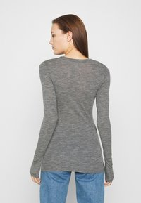 ARKET - Long Sleeve - Long sleeved top - grey medium - 2