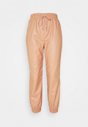 MADISON PANTS - Jogginghose - beige