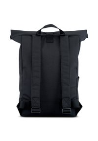 Johnny Urban - ROLL TOP AARON - Rucksack - black - 1
