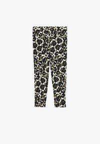 Tezenis - Leggings - Trousers - st.neon animalier - 4