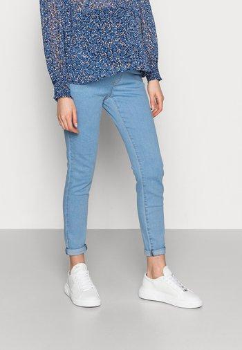 MATERNITY SCUPLT DETAIL SINNER  - Jeans Skinny Fit - blue