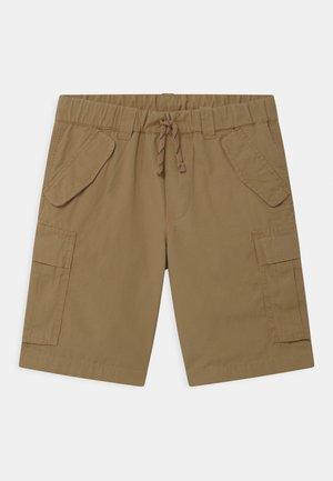 Cargo trousers - desert khaki