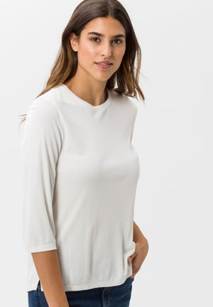 STYLE CLARA - Long sleeved top - ivory