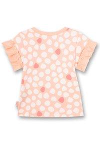 Sanetta Kidswear - T-shirt print - rosa - 1