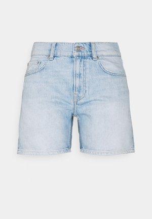 MABLE - Denim shorts - denim