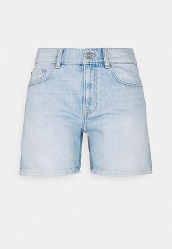 MABLE - Jeans Shorts - denim