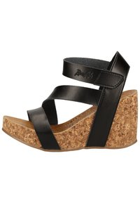 Blowfish Malibu - Platform sandals - black - 1