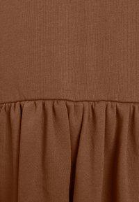 Missguided Petite - SMOCK DRESS - Sukienka letnia - tan - 2