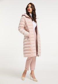 faina - Winter coat - hellrosa - 1