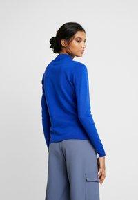 Soft Rebels - SRMARLA  - Stickad tröja -  nautical blue - 2