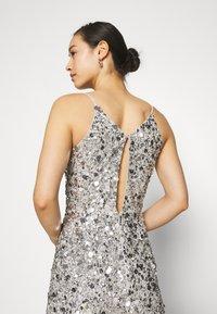 Lace & Beads - MARITA MIDI - Cocktail dress / Party dress - grey - 3