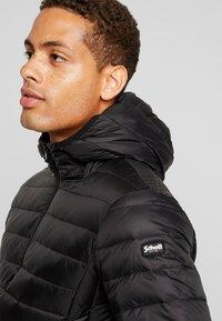 Schott - SILVERADO - Down jacket - noir - 6