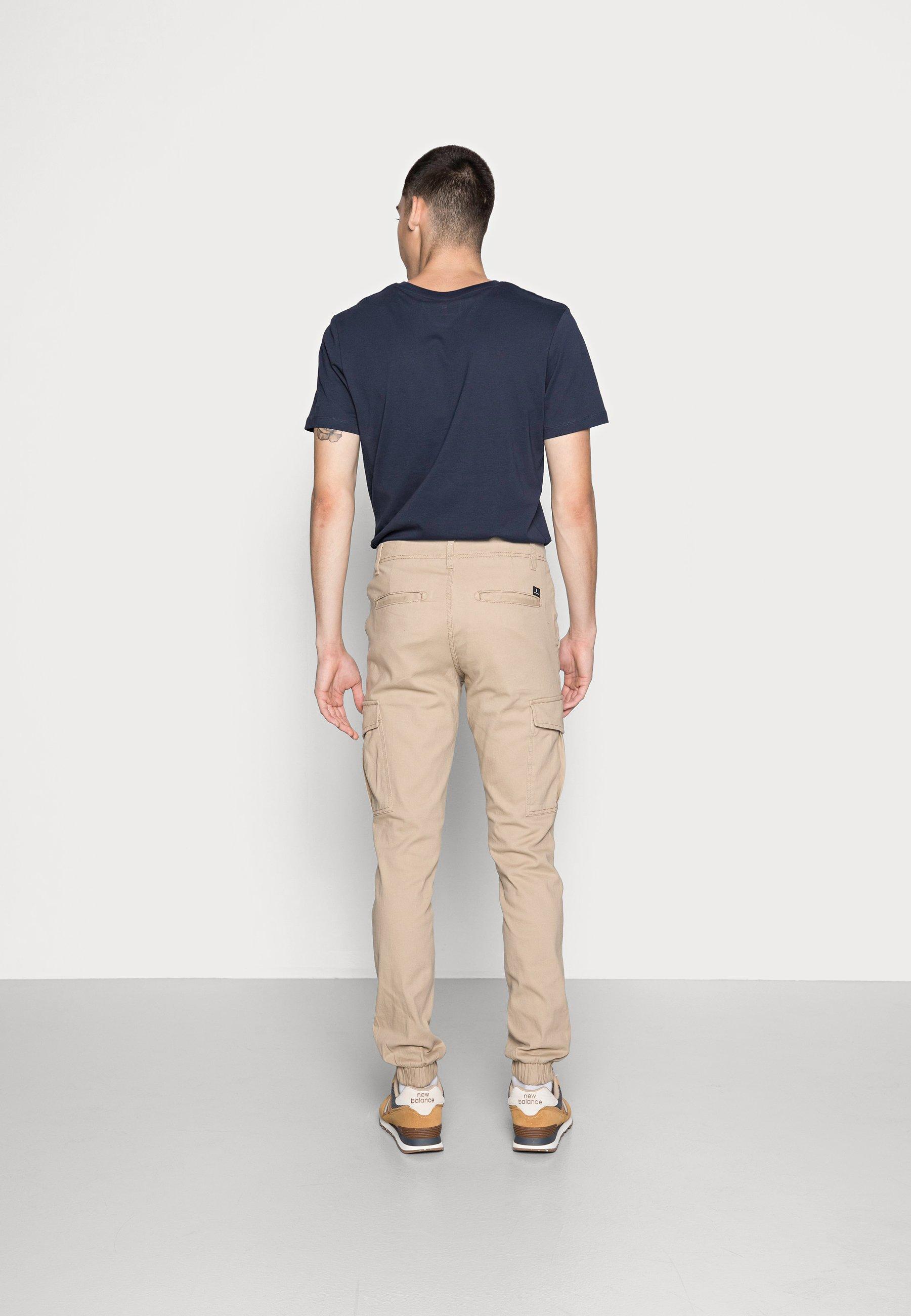 Homme JJIMARCO JJJOE CUFFED - Pantalon cargo