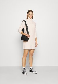 Molly Bracken - LADIES DRESS - Gebreide jurk - offwhite - 1