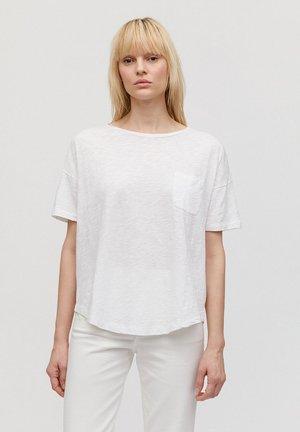 MELINAA - Basic T-shirt - white