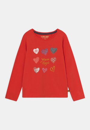 SMALL GIRLS  - Long sleeved top - fiery red