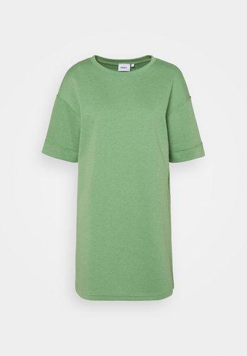 ONLCATHY LIFE DRESS - Jerseykjole - watercress