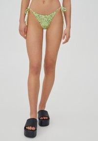 PULL&BEAR - Bikiniunderdel - evergreen - 0