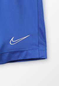 Nike Performance - DRY ACADEMY SHORT  - Pantalón corto de deporte - game royal/white - 4