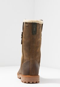 Barbour - CHOPWELL BOOT - Winter boots - umber - 5