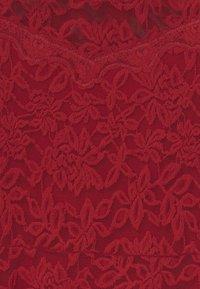 Rosemunde - LACE - Koktejlové šaty/ šaty na párty - cranberry - 2