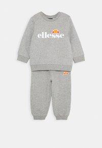 Ellesse - SIMMZ BABY SET - Sweatshirt - grey marl - 0