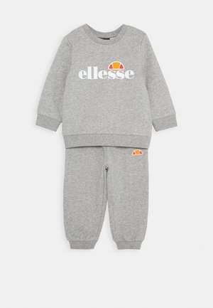SIMMZ BABY SET - Sweater - grey marl