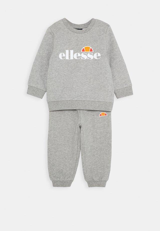 SIMMZ BABY SET - Sweatshirt - grey marl
