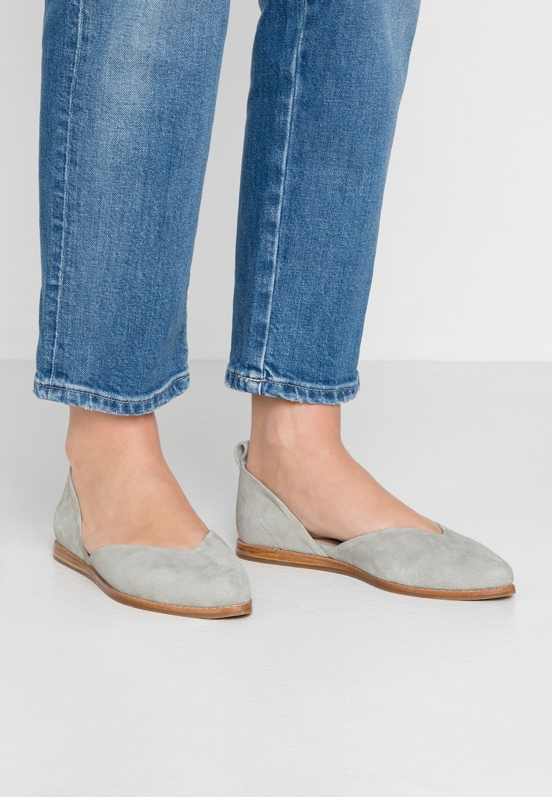 Pier One - Ballerines - grey