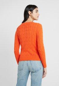 Polo Ralph Lauren - CLASSIC - Svetr - tie orange - 2