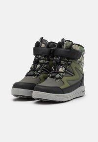 Pax - UNISEX - Winter boots - dark green - 1