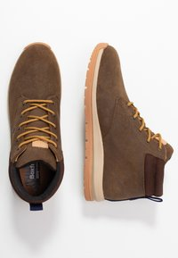 Boxfresh - BROWNDALE - Lace-up ankle boots - tan - 1