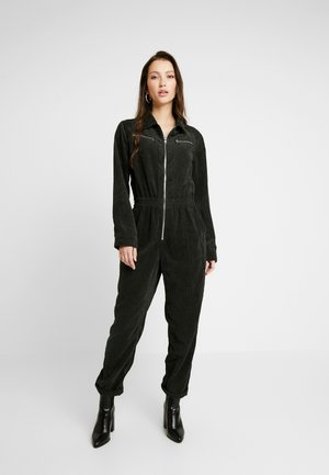 GISELLE BOILERSUIT - Overall / Jumpsuit /Buksedragter - dark green
