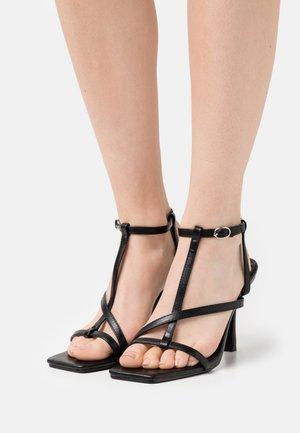 BOA - Sandals - black