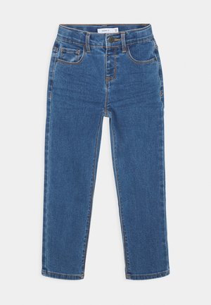 NKFROSE DNMCEC MOM PANT - Relaxed fit jeans - medium blue denim