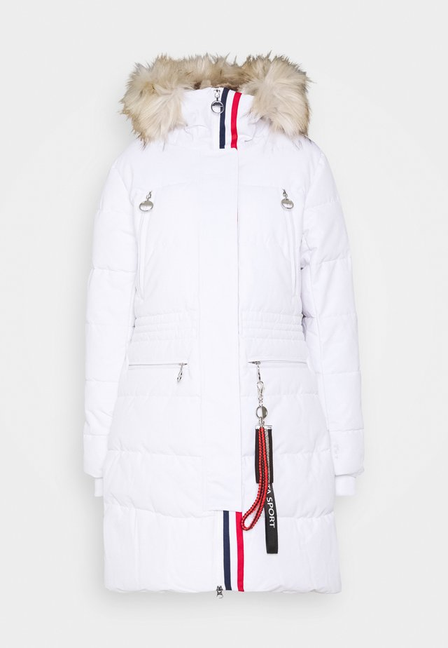 INGINMAA - Abrigo de invierno - white