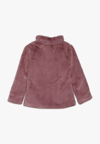 Name it - NKFMONAE FAUX FUR JACKET - Summer jacket - dusty rose - 1
