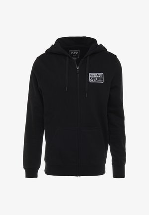 PRO CIRCUIT ZIP - Sweatjacke - black
