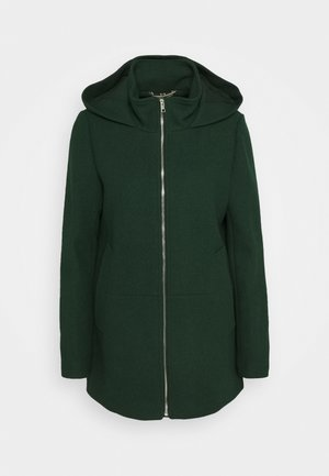 Classic coat - dark green
