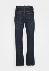 GAP - V-STRAIGHT OPP SUN CITY - Jeans straight leg - dark wash - 1