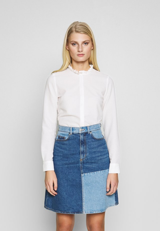 DEBS - Button-down blouse - off white